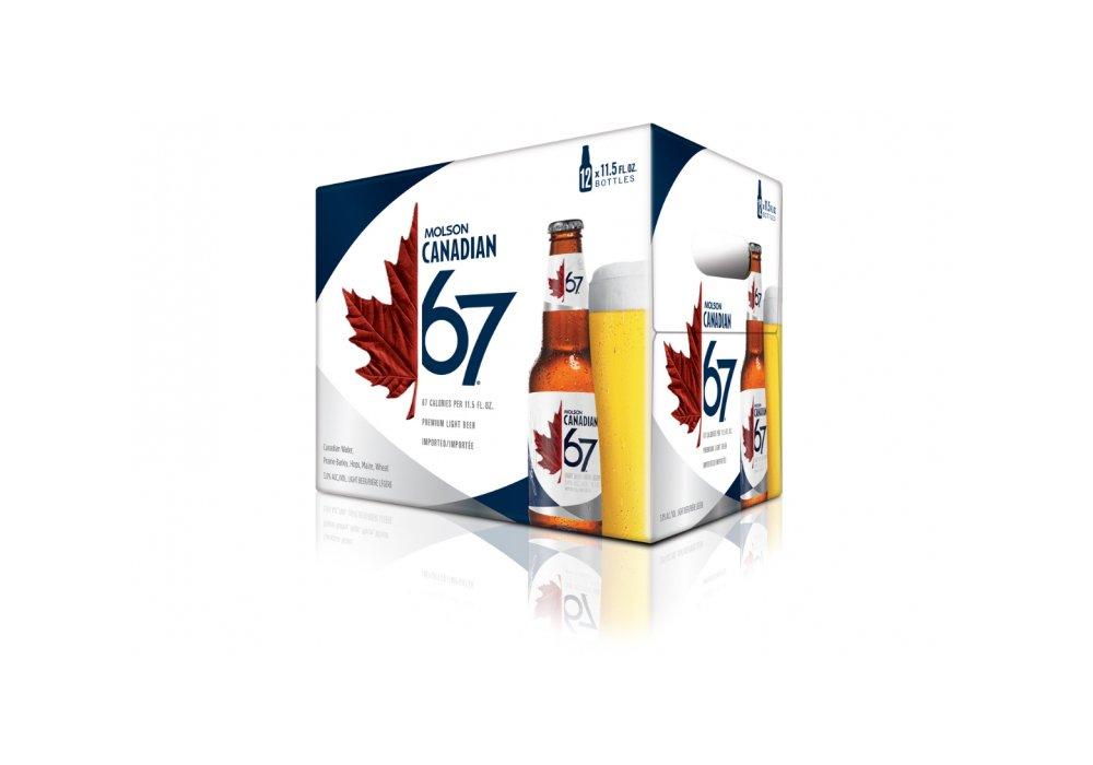 Molson Canadian 67 llegará a Estados Unidos en 2019 – Loopulo