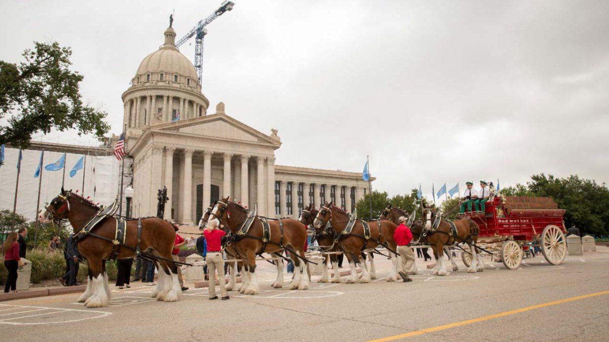 Oklahoma celebra con Anheuser-Busch la revocación de la Prohibición