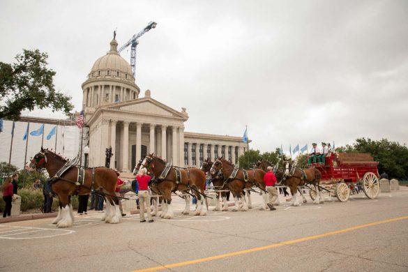 Oklahoma celebra con Anheuser-Busch el fin de la Prohibición – Loopulo