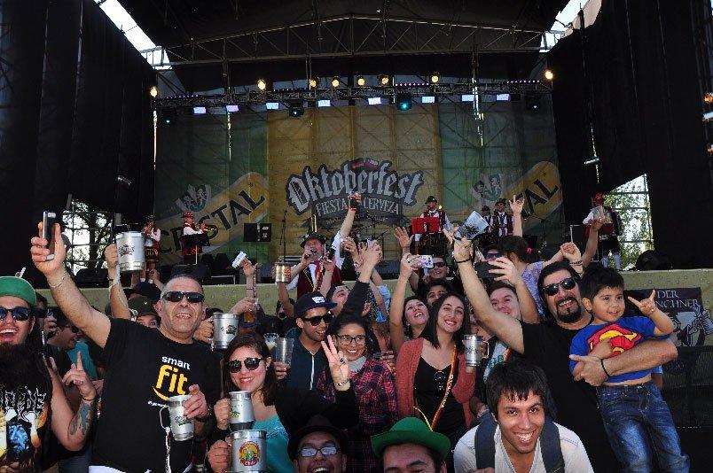 Chancho en Piedra, Sinergia y Villa Cariño encabezan el Oktoberfest de Malloco 2018