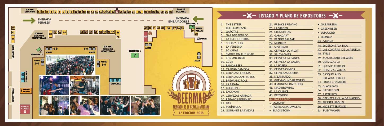 BeerMad Madrid, cuarta edición, tendrá lugar del 11 al 14 de octubre – Loopulo