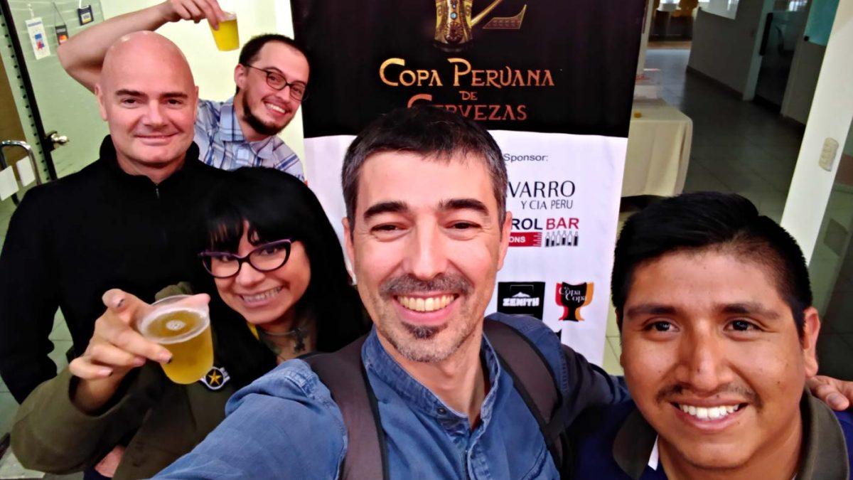 Raúl Tejerina: «Los fabricantes de cerveza artesana han entendido que formarse no es un demérito, al contrario, es una muestra de madurez»