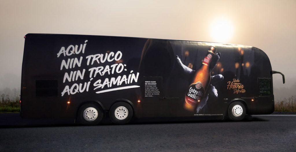 Estrella Galicia reivindica la tradición celta del SAMAÍN – Loopulo