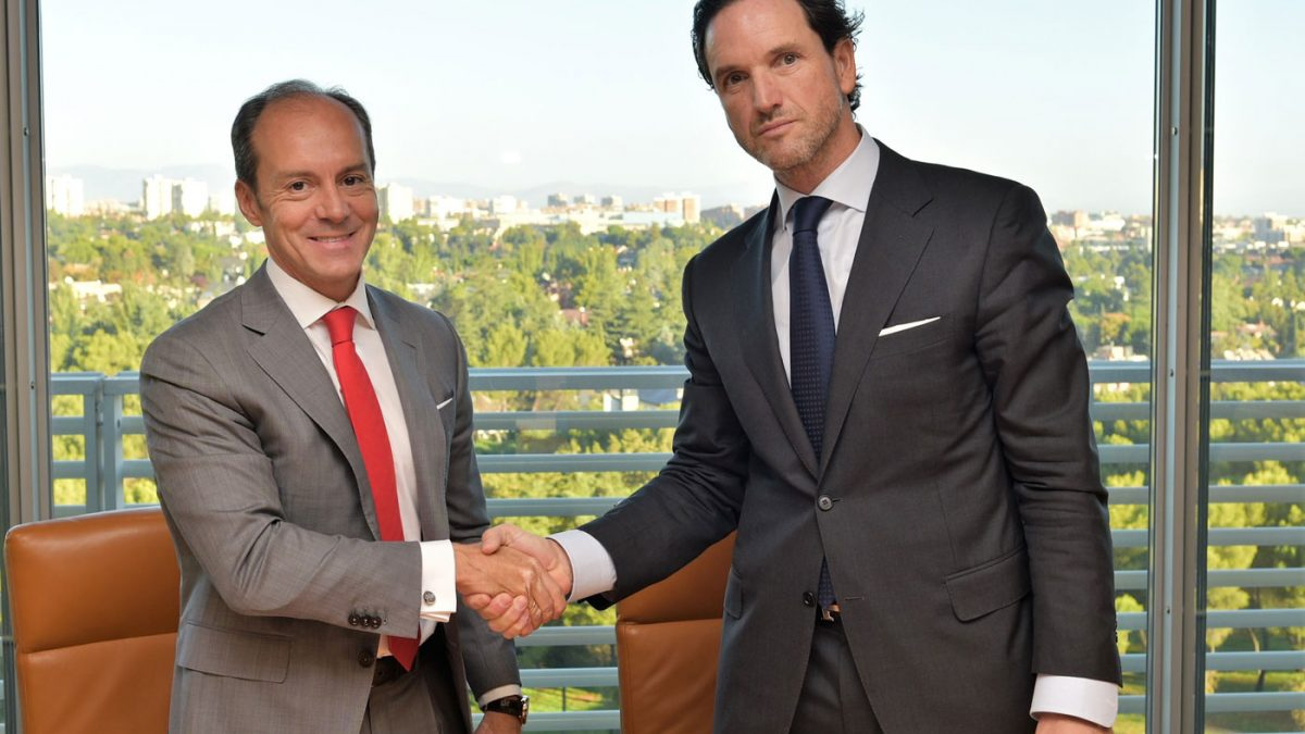 Santander y Mahou San Miguel firman un acuerdo para apoyar al sector hostelero