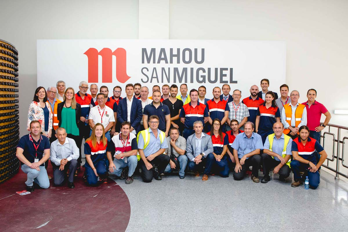 Escuela Mahou San Miguel inicia su Segundo curso de especialización industrial