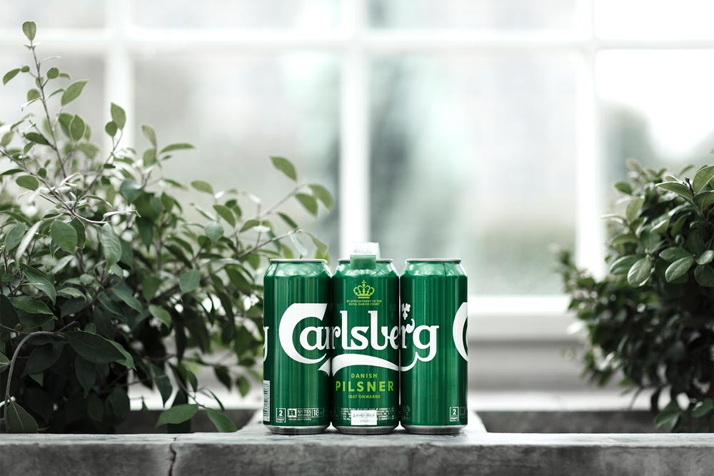 Snap Pack, el invento de Carlsberg para acabar con los anillos de plástico – Loopulo