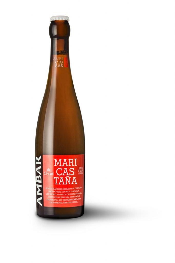 Mari Castaña, la nueva cerveza 'Ambiciosa' de Ambar – Loopulo