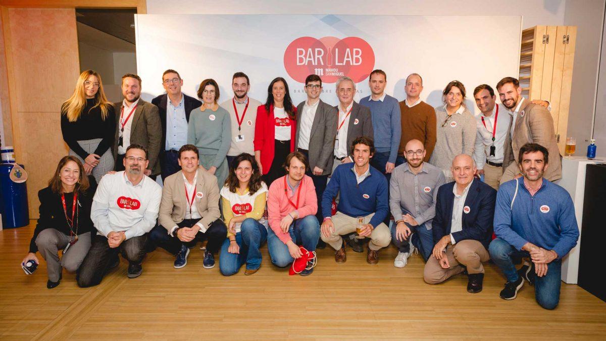La aceleradora BarLab de Mahou San Miguel finaliza su tercera edición