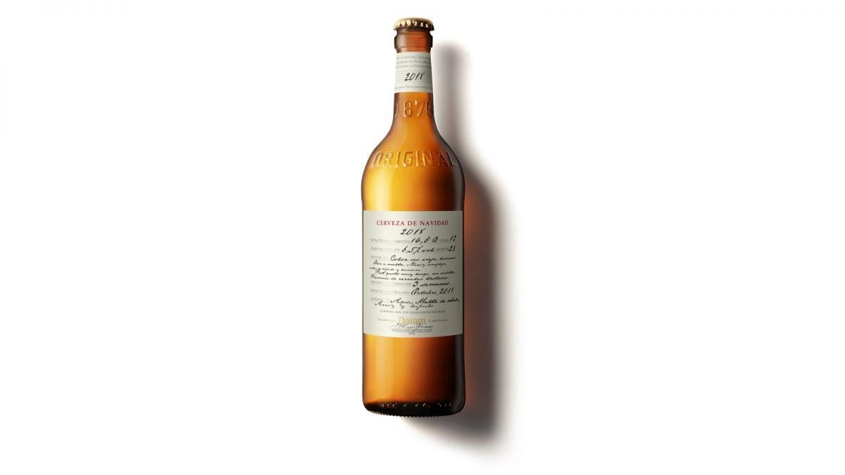Cerveza de Navidad de Damm, una tradición para compartir