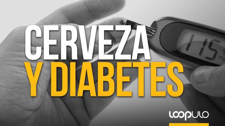 El consumo moderado de cerveza puede ayudar a prevenir la diabetes