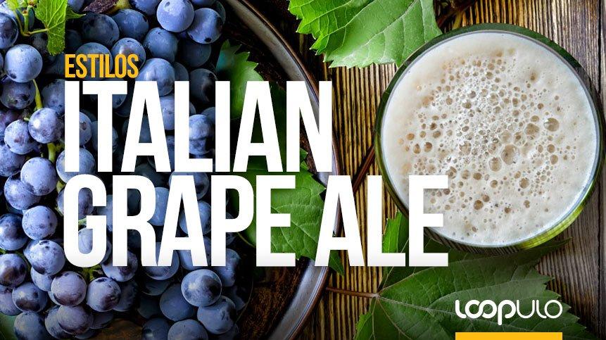 Italian Grape Ale, el resurgir de la cerveza italiana con uvas
