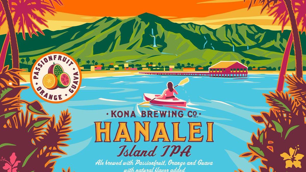 Kona Brewing Co. la cervecera hawaina de Anheuser-Busch