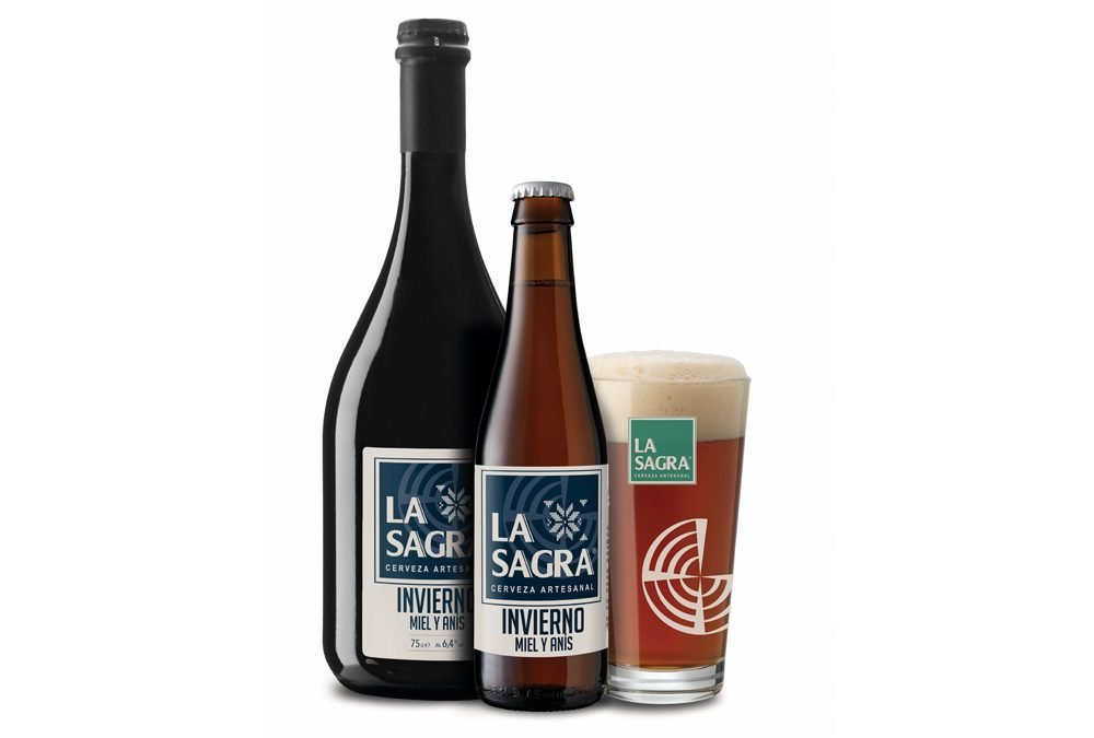 La Sagra lanza una nueva Winter Ale con Miel y Anís