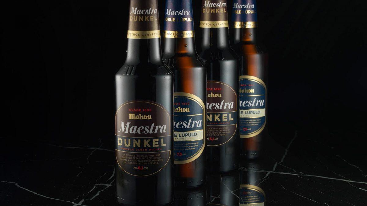 Maestra Dunkel, la nueva cerveza de Mahou San Miguel