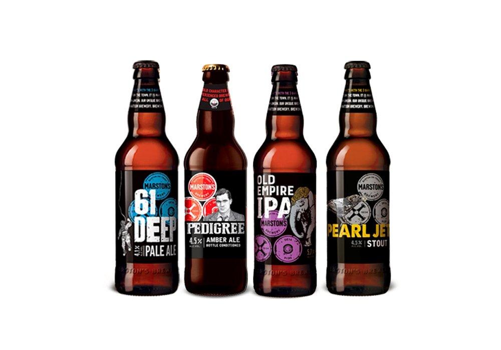 Marston's la cervecera británica tras la cerveza artesana de Mercadona – Loopulo