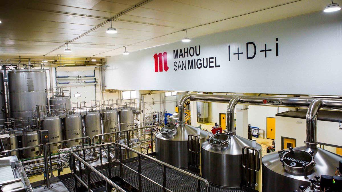La Microcervecería de Mahou San Miguel, pionera en recibir la certificación de calidad ISO 22000 y FSSC 2200