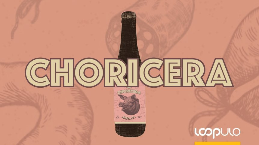 Choricera, La Virgen lanza una cerveza con sabor a chorizo