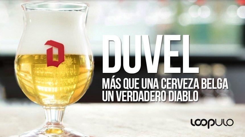 Duvel, más que una cerveza belga, un verdadero diablo