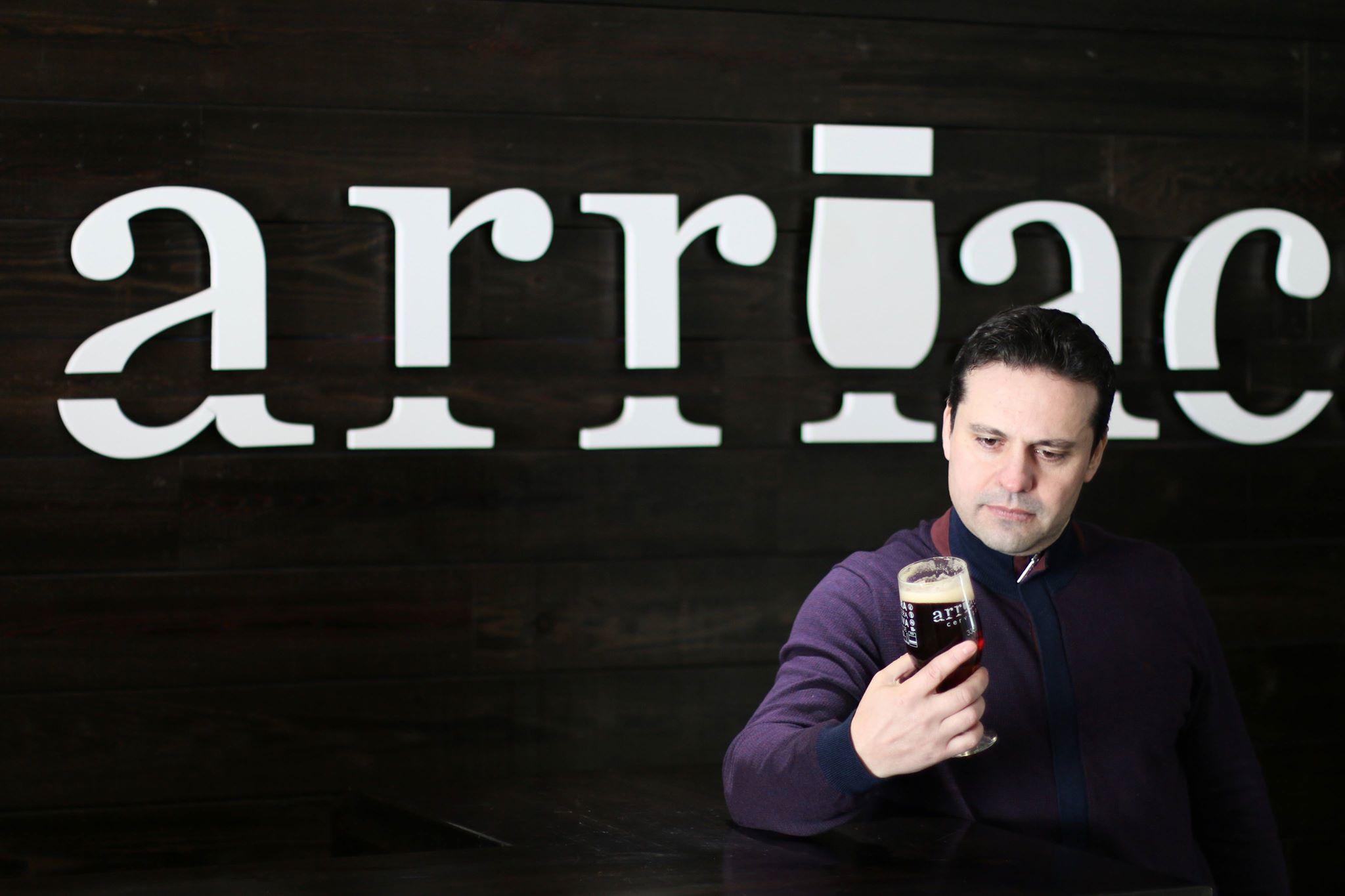 Entrevista a Jesús León, socio fundador de Cervezas ARRIACA – Loopulo