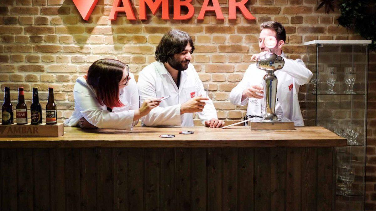 Escape Cervecero, el juego de Ambar al que ya juegan más de 12.000 personas