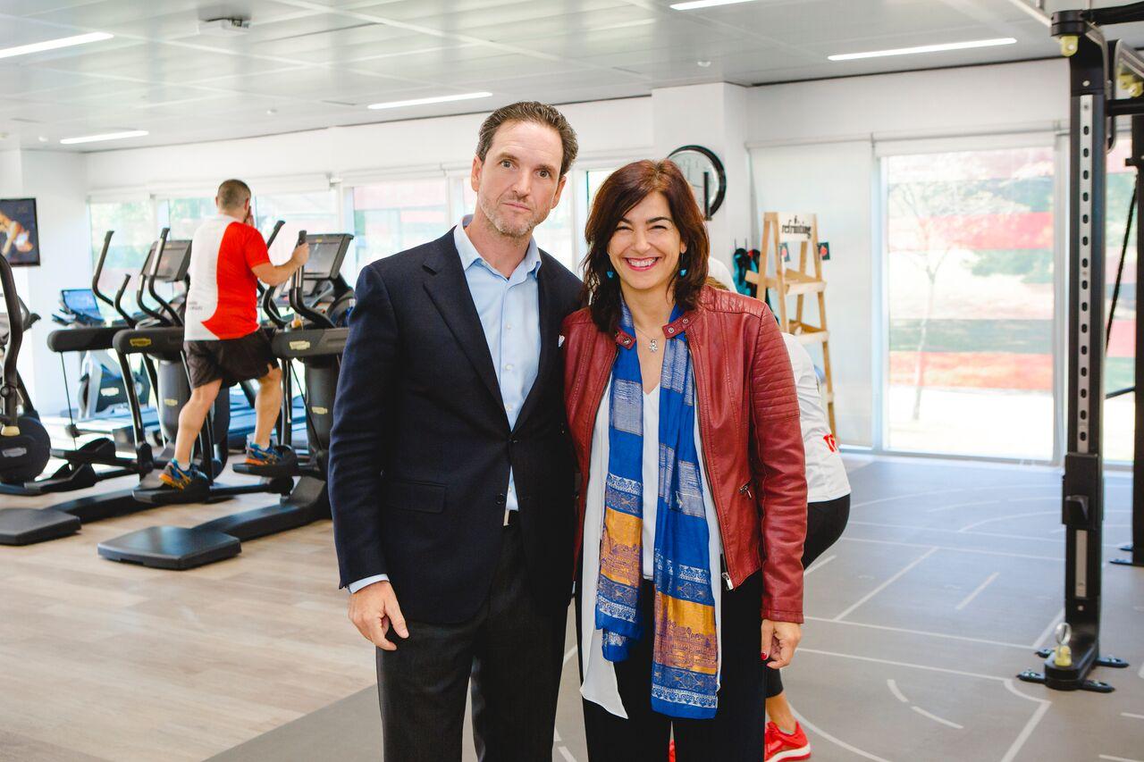 El Espacio de Salud de Mahou San Miguel queda oficialmente inaugurado