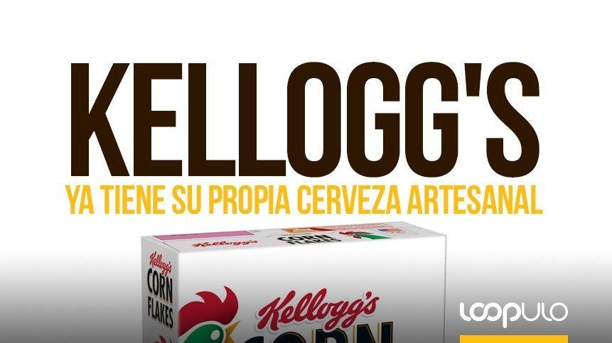 Kellogg's hará cervezas artesanales junto con Seven Bro7hers Brewery