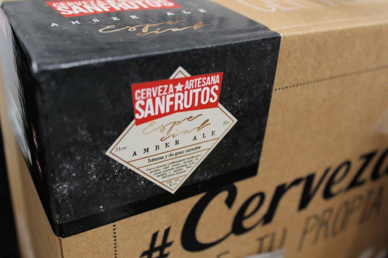 San Frutos Amber Ale, el nuevo Kit de Cervezanía – Loopulo