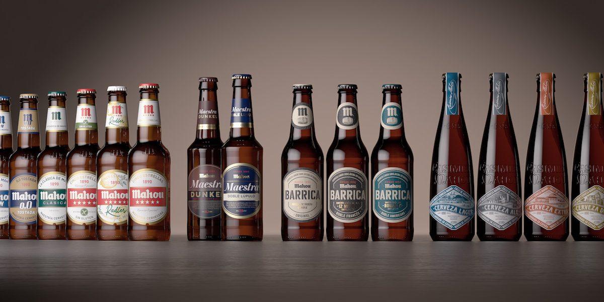 Mahou, la familia cervecera española más premiada del mundo