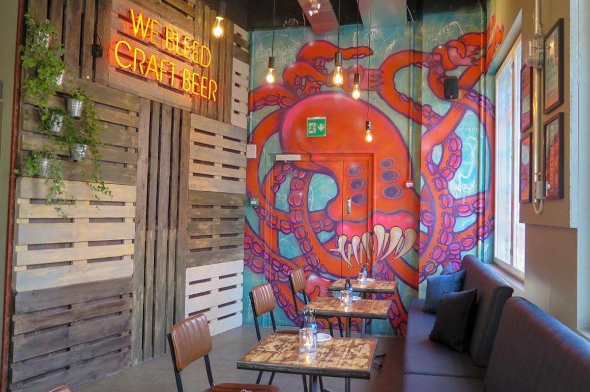 BrewDog se sigue expandiendo por el norte con su nuevo bar en Tampere, Finlandia