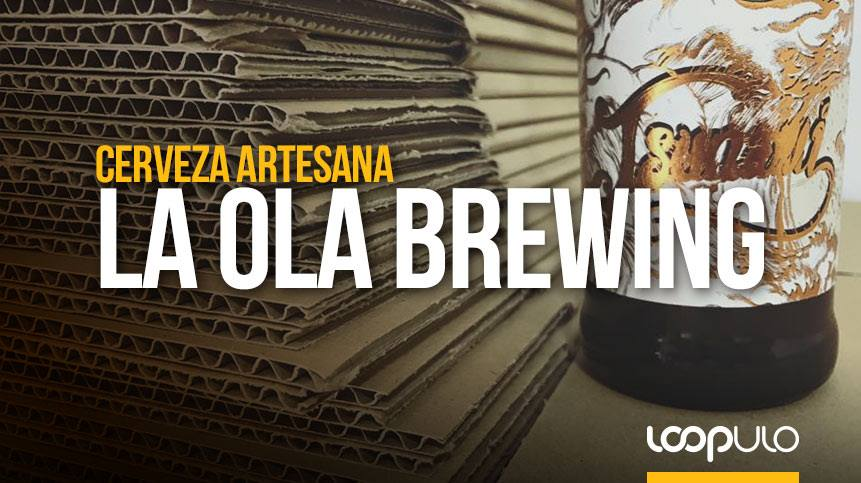 La Ola Brewing, cervezas artesanas de Mijas