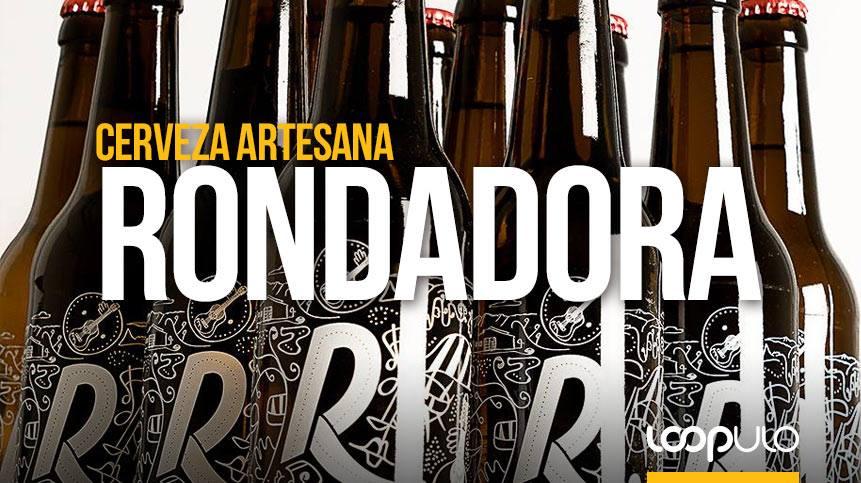 Rondadora, cervezas artesanas de Huesca