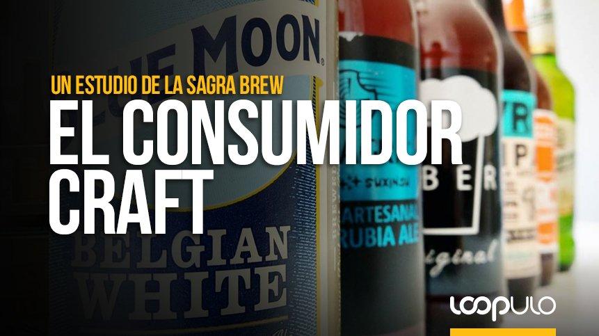 El consumidor de cerveza artesanal, según el estudio de La Sagra