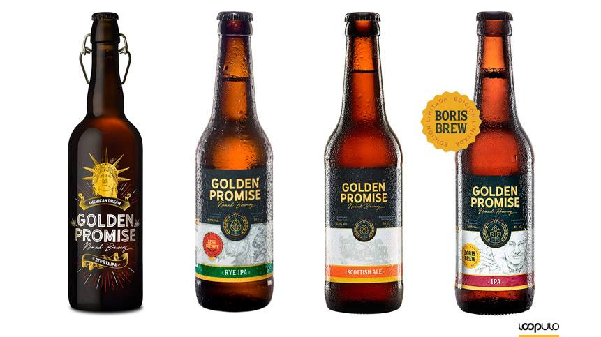 Golden Promise Brewing, cervezas al más puro estilo New York – Loopulo