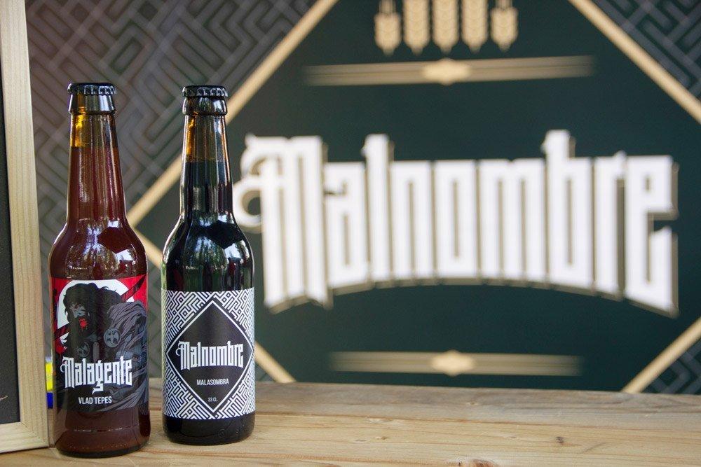 Malnombre, cervezas artesanales de Málaga – Loopulo