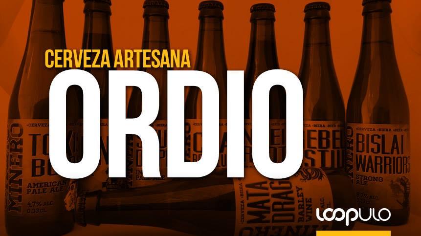 Ordio, cervezas artesanas de Zaragoza – Loopulo