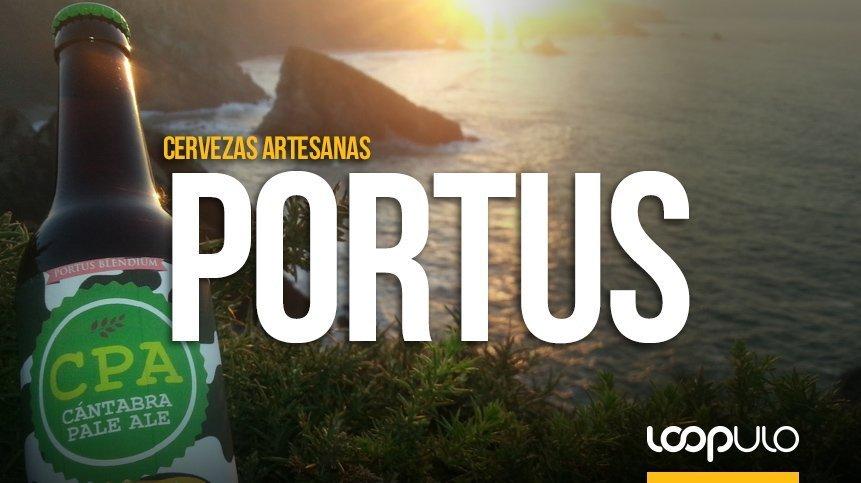 Portus, cervezas artesanas de Cantabria