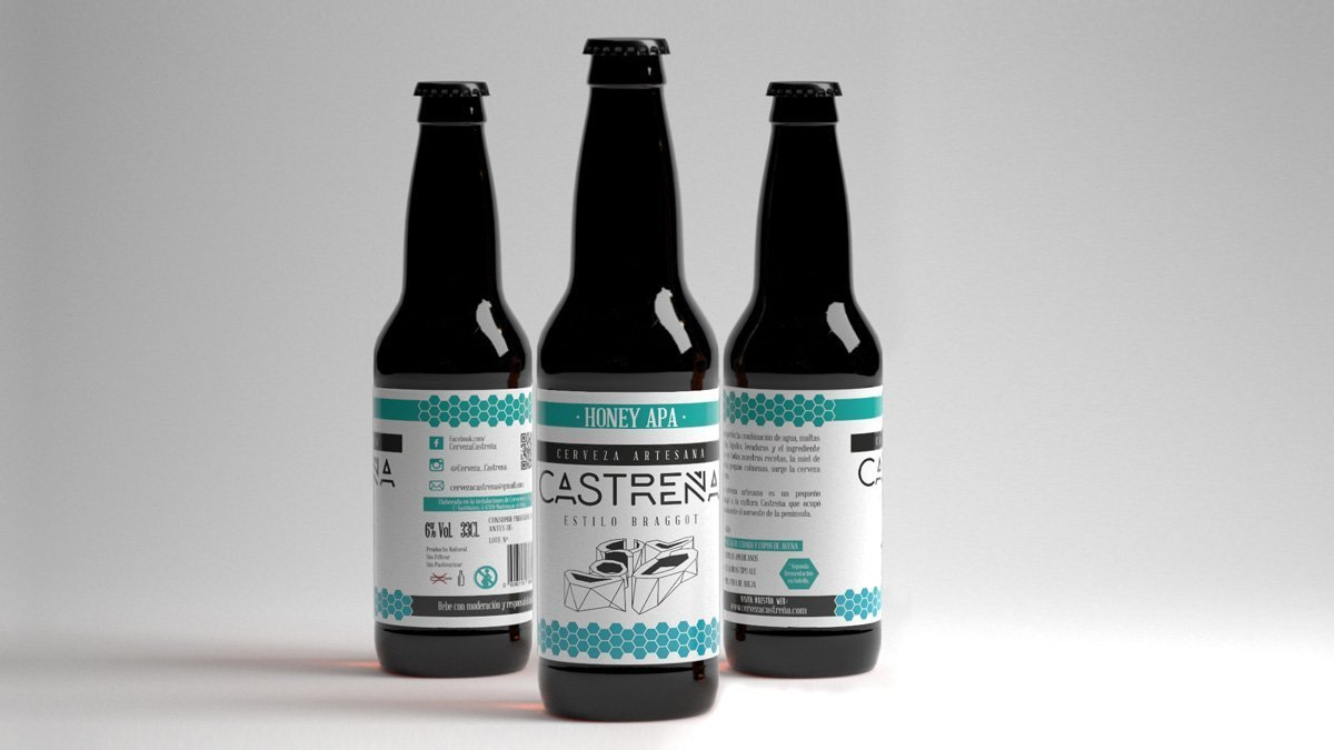 Cerveza Castreña, cervezas artesanas de León – Loopulo