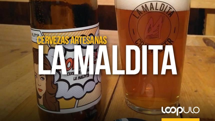 Cerveza La Maldita, cervezas artesanas de Ciudad Real