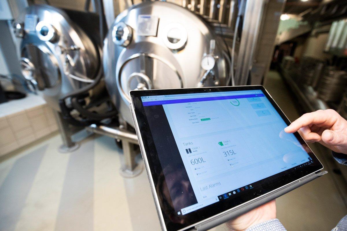 HIP 2019 contó con el nuevo sistema de control en tanques de Damm – Loopulo