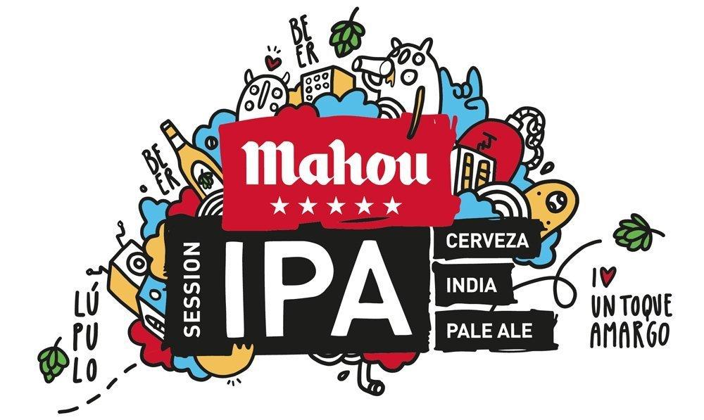 Cinco Estrellas Session IPA, lo nuevo de Mahou y Founders Brewing – Loopulo
