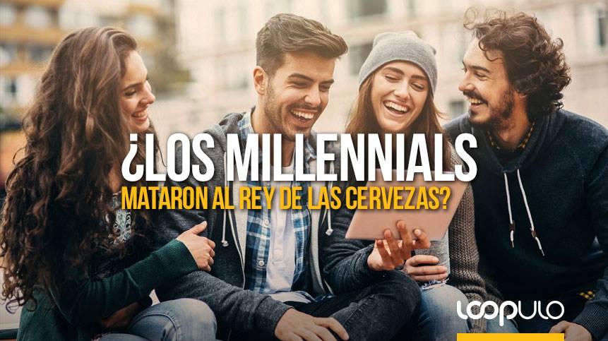 ¿Los Millennials mataron al Rey de las Cervezas?