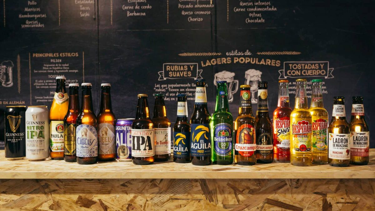 Next Gate 4, Heineken presenta su nueva gama de cervezas