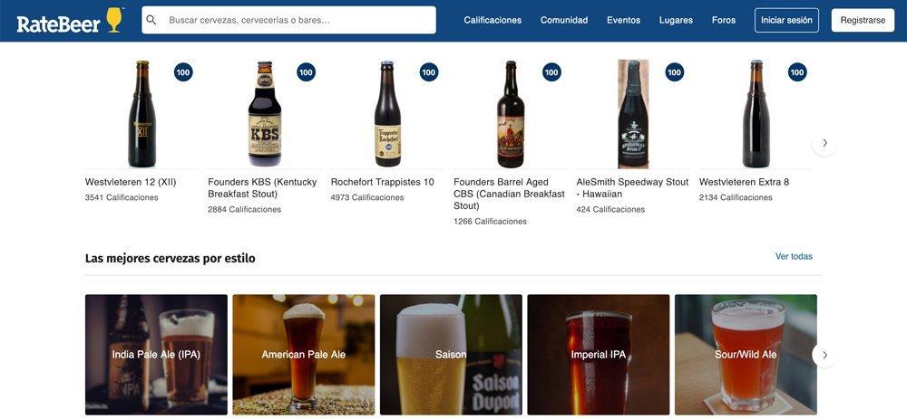 RateBeer se vende a Anheuser-Busch InBev – Loopulo