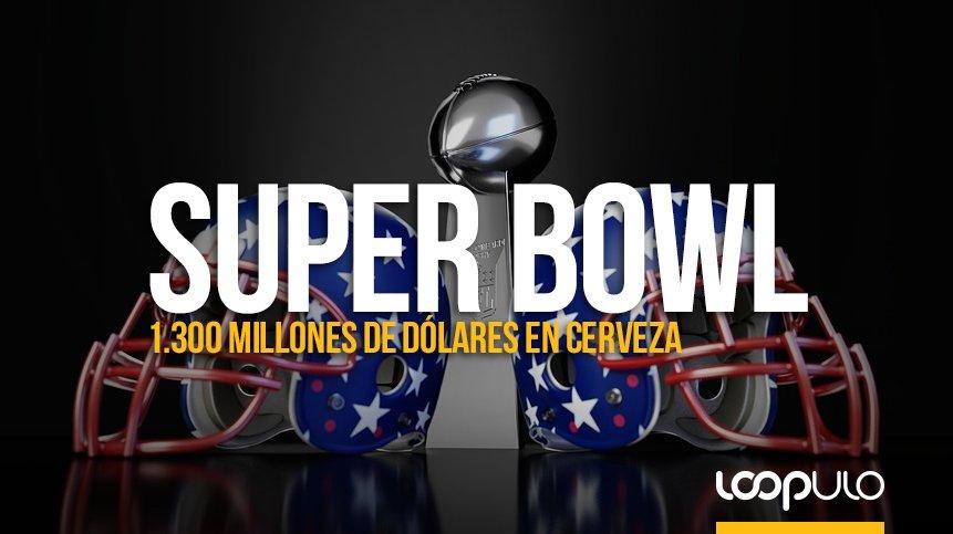 Super Bowl generará unos 1.300 millones de dólares en cerveza