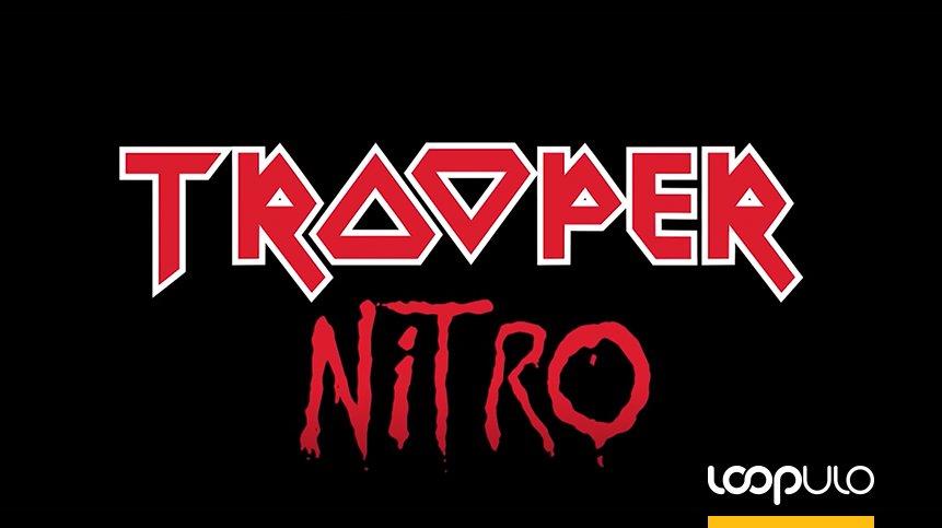 Trooper Nitro, la nueva cerveza de Iron Maiden