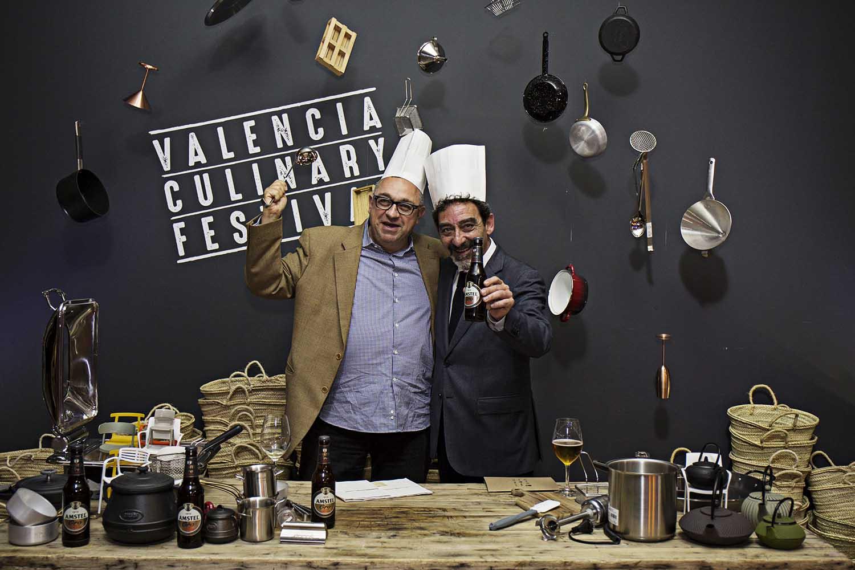Veles e Vents acoge 'La noche de la gastronomía valenciana'