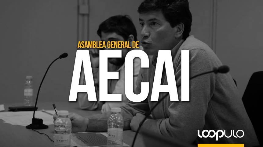 Asamblea General de AECAI: La asociación abre sus puertas