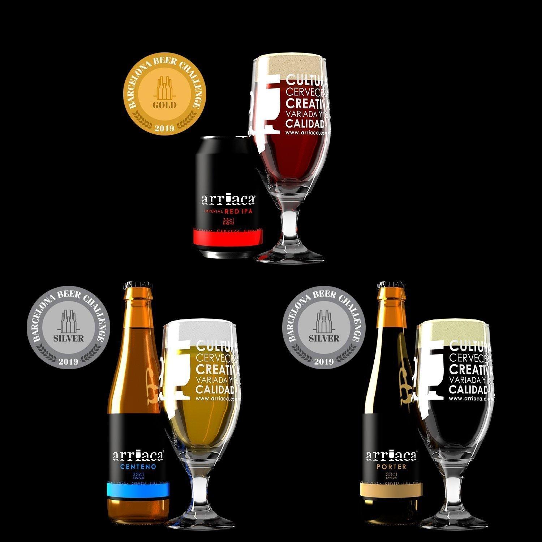 Barcelona Beer Challenge 2019 concede 3 medallas a Arriaca – Loopulo