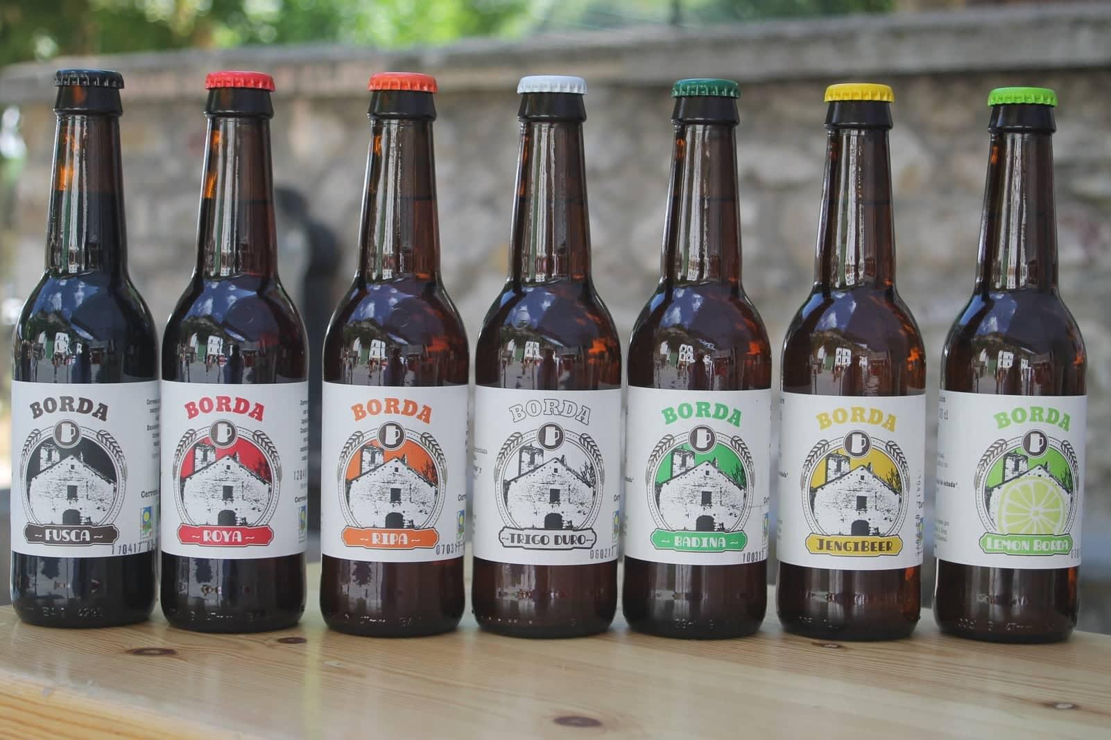 Borda, cervezas artesanales de Huesca – Loopulo