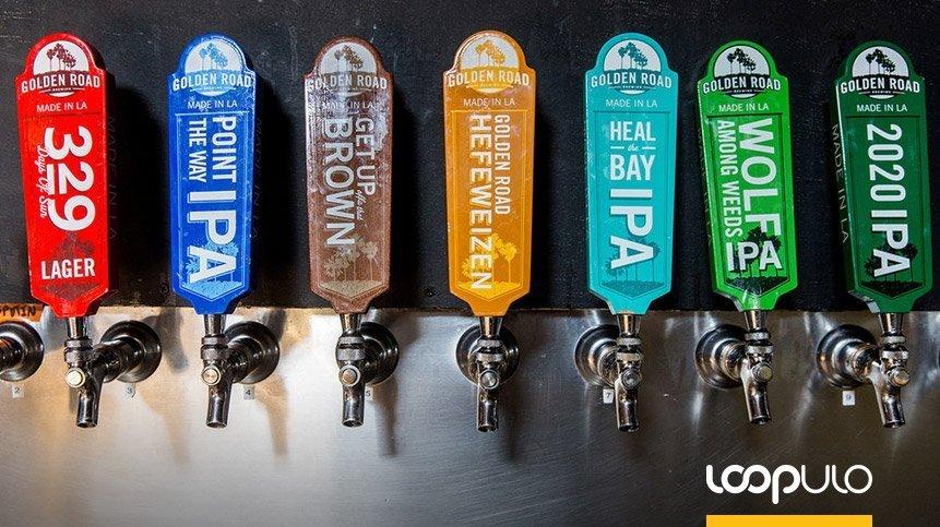 Golden Road Brewing, Craft Beers Made in Los Ángeles